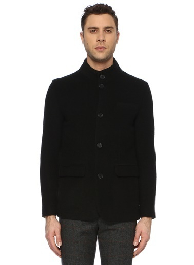 Que Ceket Siyah